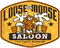 Loose Moose Saloon & Conference Center Logo