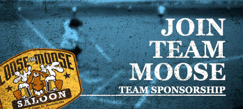 Join Team Moose - Team Sponsorship