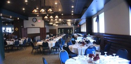 <strong>Conference Center</strong> Banquet Hall for Graduations, Birthday & Retirement Parties, Funerals!